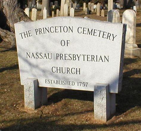 princeton cemetery the capranica princeton cemetery s treasures