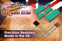 vishay m55342 resistors vishay precision bulk metal 174 foil resistors z foil stockists