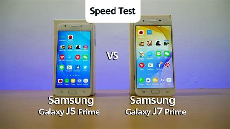 Samsung J5 Prime Vs J7 Prime Samsung J5 Prime Vs J7 Prime Speed Test Antutu