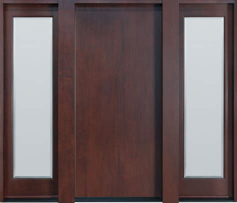 modern wood doors modern custom front entry doors custom wood doors from