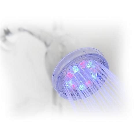 bed bath and beyond shower heads shower wow led rainbow shower bed bath beyond