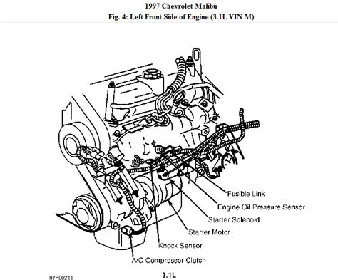 where is the starter located on a 1997 nissan maxima i want to where the starter is located