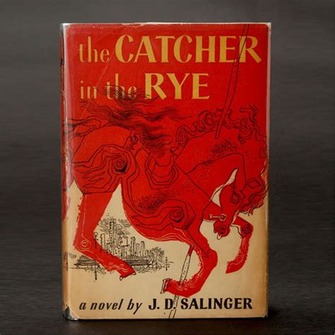the catcher in the rye series 1 jd salinger catcher in the rye review