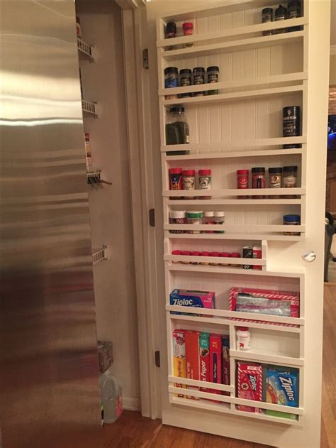 diy spice rack on pantry door best 25 door spice rack ideas on spice rack b