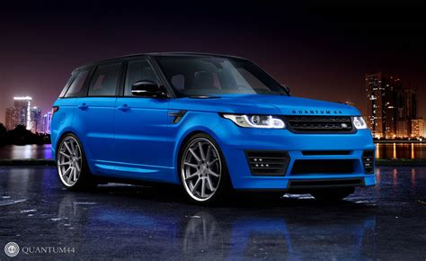 blue land rover official 2014 range rover sport by quantum44 gtspirit