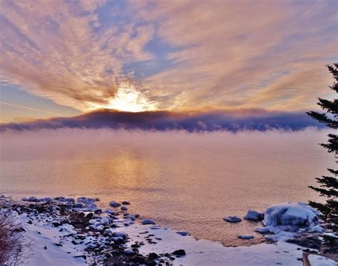 lake superior sea smoke 17 best images about north shore lake superior on