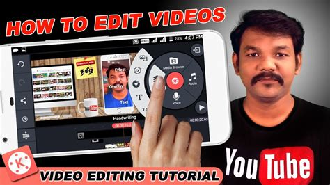 tutorial edit video kinemaster how to edit videos on android kinemaster tutorials in