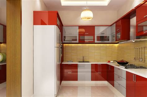 kitchen cabinet interiors parallel kitchen design india google search kitchen
