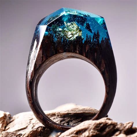 and this accessory found in ring left index finger and comes with get lost in the landscape contained inside this ring