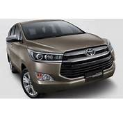 New Toyota Innova 2016 Launched In Indonesia India Debut At Auto