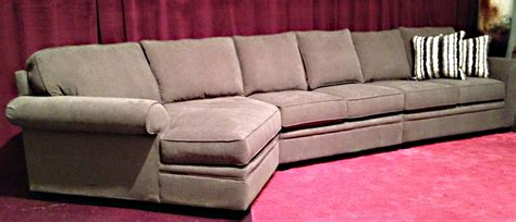 Big Sectional Sofas Living Room Black Ruffle Velvet Large Sectional Sofas With Chaise And Wooden Base