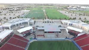 Toyota Of Frisco Meljabuav Frisco Toyota Stadium Soccer Facility 1