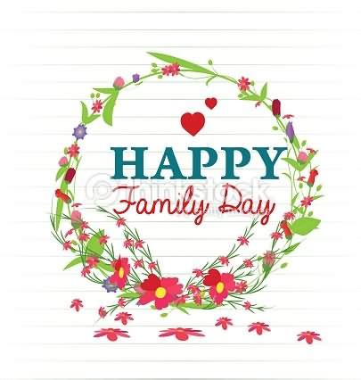 happy family cards templates 23 happy family day beautiful greeting card pictures
