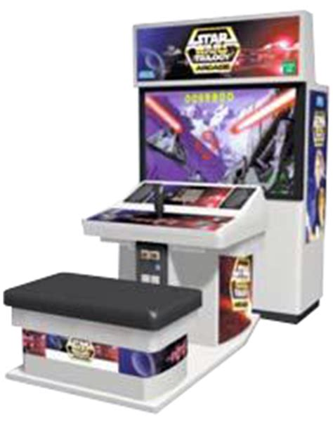 star wars trilogy arcade videogame by sega