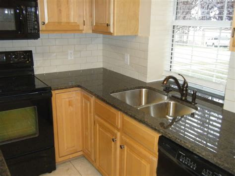Black Granite Countertop by Kitchen Kitchen Backsplash Ideas Black Granite Countertops Cabin Shed Rustic Large Windows