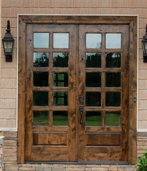 glass patio doors exterior knotty alder 3 4 glass exterior doors patio doors 72 quot x 80