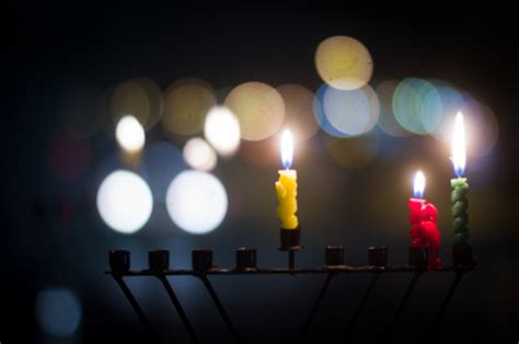 how many candles do we light on chanukah nle resources