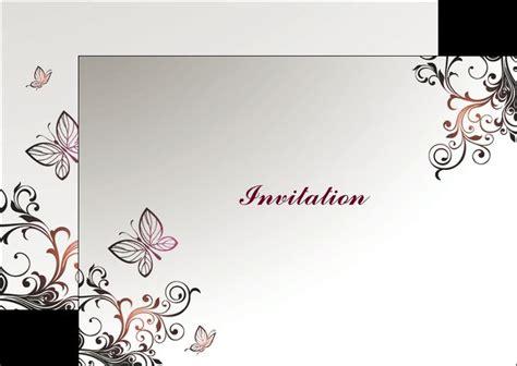 Mod Le De Lettre D Invitation Pour Travail mod 232 le invitation anniversaire invitation anniversaire
