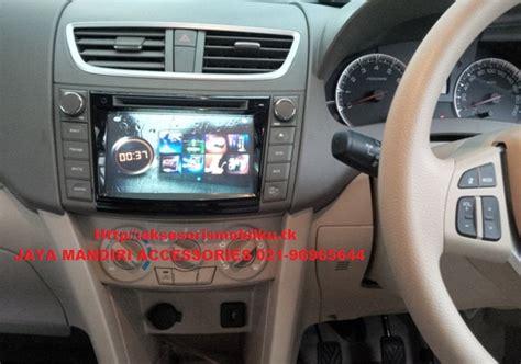 Rak Mobil Apv unit tv dvd ertiga jaya mandiri aksesoris