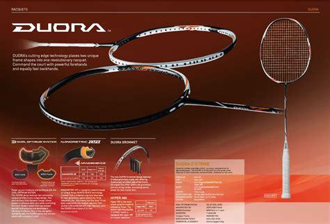 Raket Yonex Duora Z Strike my badminton store yonex duora z strike sp duozs us