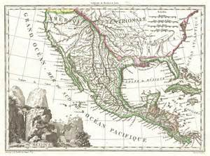 Texas Mexico Map by File 1810 Tardieu Map Of Mexico Texas And California