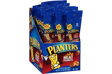 planters heat peanuts 18 1 75 oz bags kraft recipes