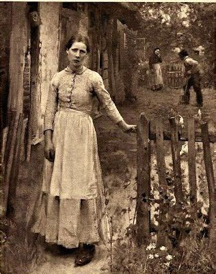 pioneer woman in the american west....late 1800's
