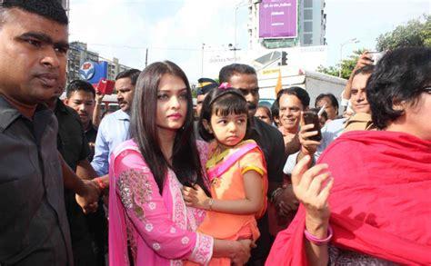 aaradhya bachchan room awful aishwarya bachchan tensed as aaradhya falls sick filmibeat