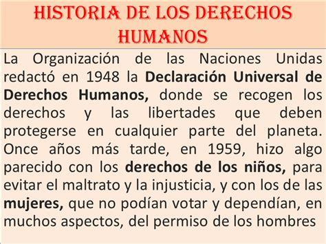 breve historia de los historia de los derechos humanos historia de los derechos humanos timeline timetoast librer