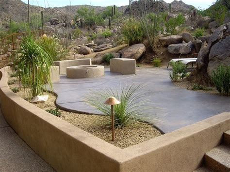 Backyard Landscaping Ideas Arizona by Best 25 Arizona Backyard Ideas Ideas On
