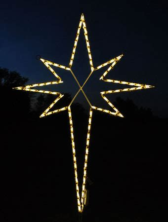 outdoor lighted star of bethlehem big outdoor star christmas ornaments artificial