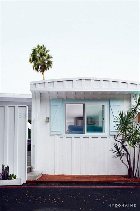 rachel ashwell home 17 best ideas about mobile home exteriors on pinterest