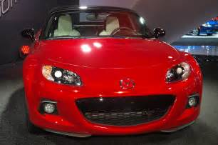 mazda miata 25th anniversary edition priced 33 000