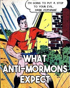 Anti Mormon Memes - did mark hofmann s salamander letter reveal dishonesty