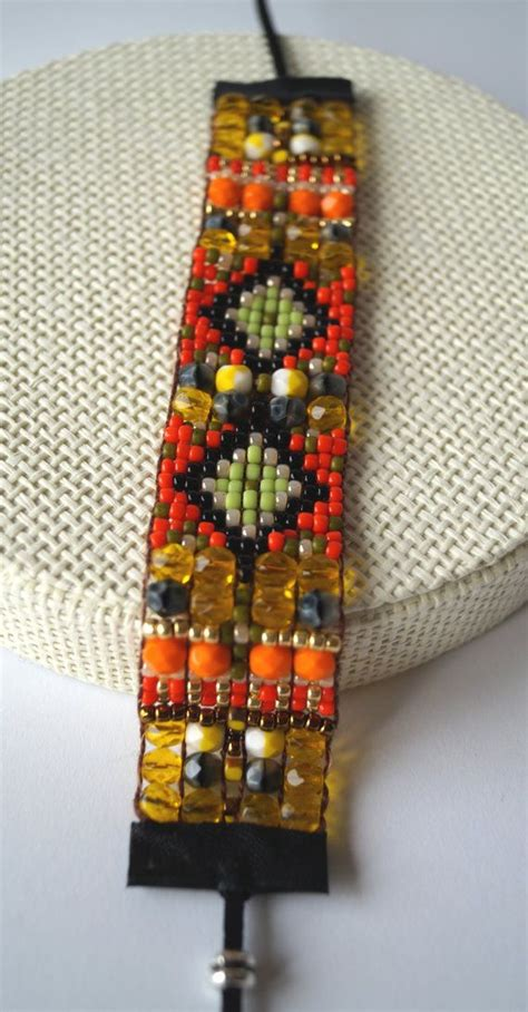 Bead Woven Bracelet 25 unique woven bracelets ideas on diy