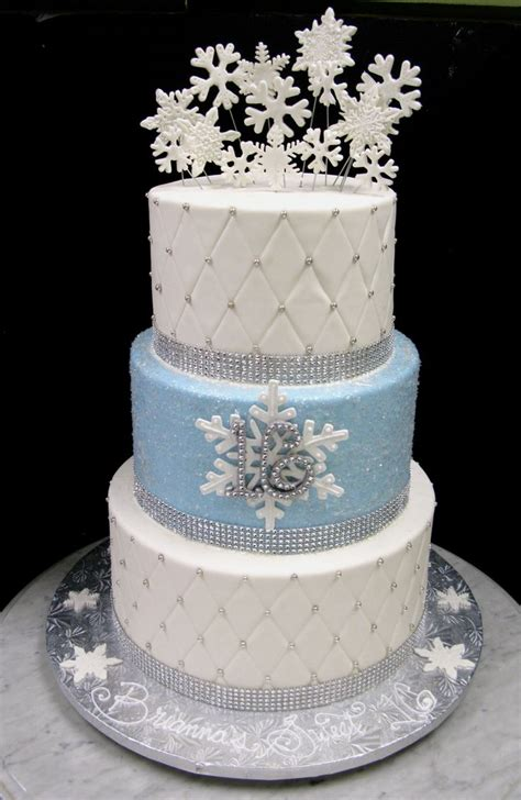 winter cake decorations 230 best winter sweet 16 ideas images on