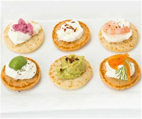 canape toppings canap 233 blini cr 234 pe cuisine