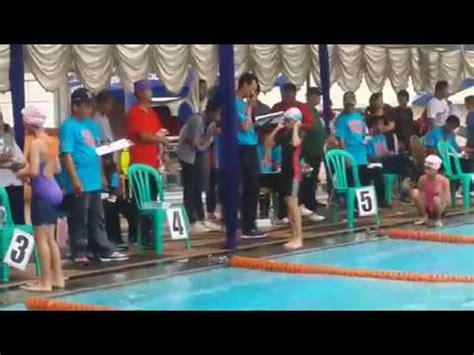 youtube tutorial renang gaya bebas allifia lomba renang gaya bebas des 2016 youtube