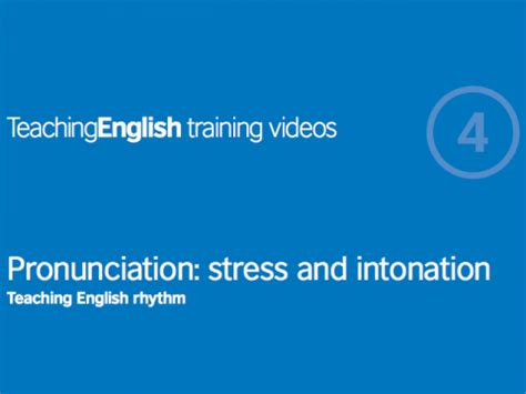 games for teaching word stress and intonation ppt video teaching speaking unit 4 stress and intonation