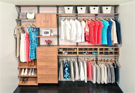Organized Closet by How To Organize Your Closet