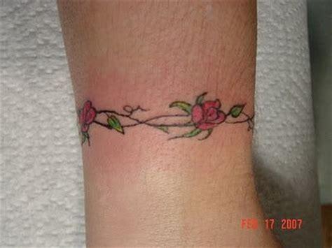 Rose Vine Tattoo On Wrist | vine rose tattoo