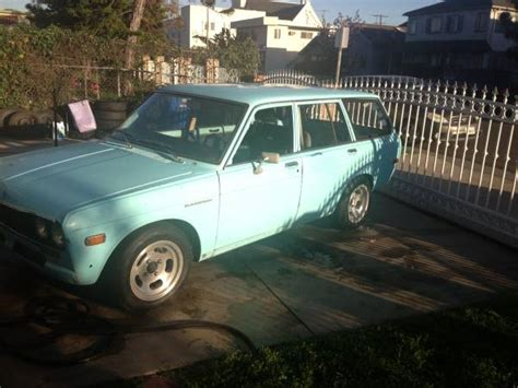 datsun 510 for sale los angeles 1970 datsun 510 wagon for sale by owner in los angeles