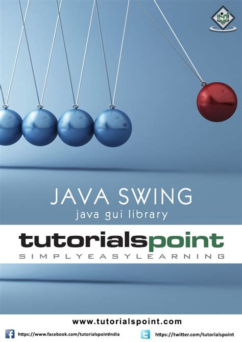 swing tutorial swing tutorial in pdf