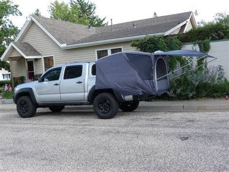 toyota tacoma bed tent truck bed tent must have topper tacoma world