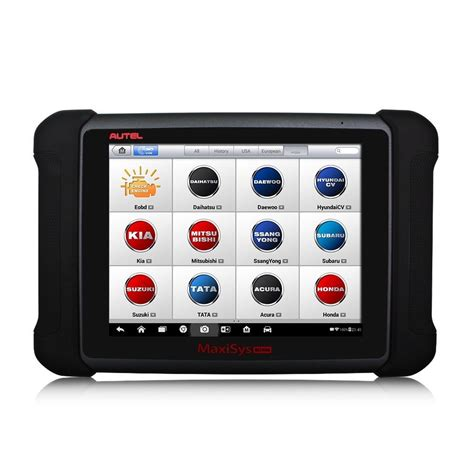 best scanning tools autel maxisys ms906 auto diagnostic scanner upgraded