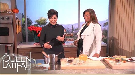 Rice Cooker Kris kris jenner cooks up a sentimental meal the