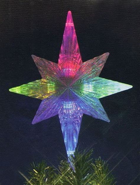 lighted moving tree topper cheap lighted tree topper a listly list