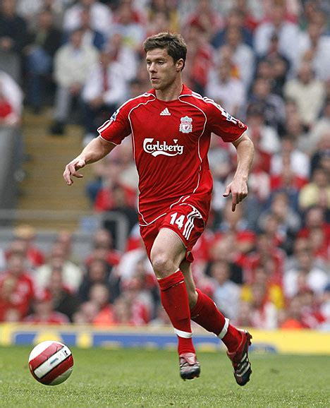 biography xabi alonso liverpool v arsenal alonso in line for return daily