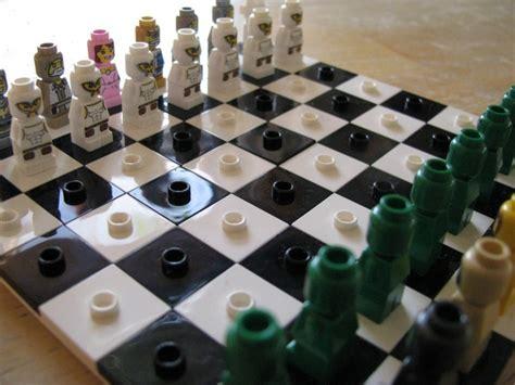 diy chess sets micro chess set custom lego microfig chess set includes 28 micro figs