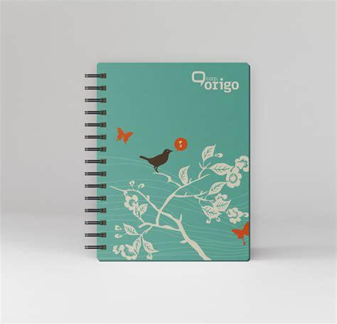 cara buat cover buku a5 cetak notebook sesuai permintaan print on demand
